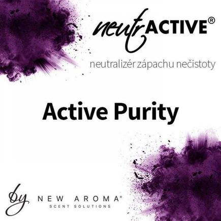 Vonný aroma olej Active Purity, 500ml - 2